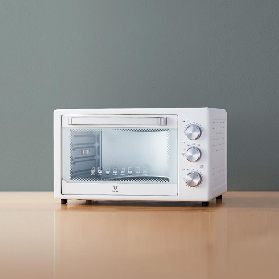 Lò nướng điện 32L Viomi VO3201 phạm vi nhiệt độ từ 100ºC đến 230 ºC