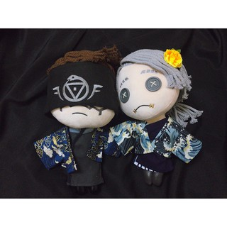 Yukata + haori cho Doll