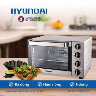 Lò nướng Hyundai HDE 3000S, Dung tích 30L, 35L, 40L. Bảo hành 12 tháng.