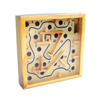 Giải đố mê cung Mini – Wooden Labyrint