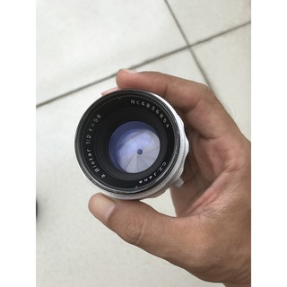 Ống kính máy ảnh phim carlzeiss biotar 58 f2 thumbnail