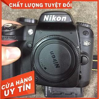 Máy ảnh Nikon D80 kèm lens 35-70 rất đẹp, sưu tầm