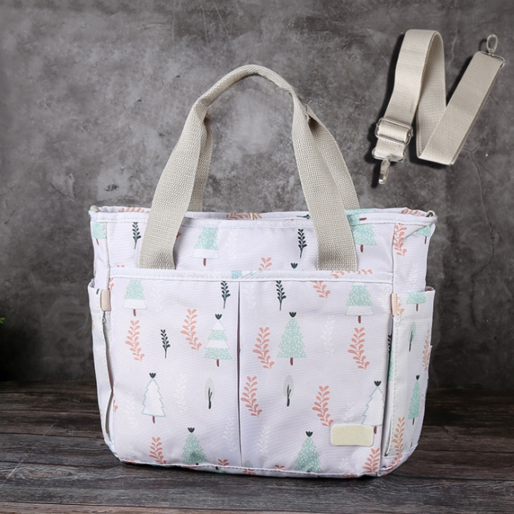 Multifunctional Leakproof Washable Storage Portable Durable Large Capacity Go Out Use Diaper Bag