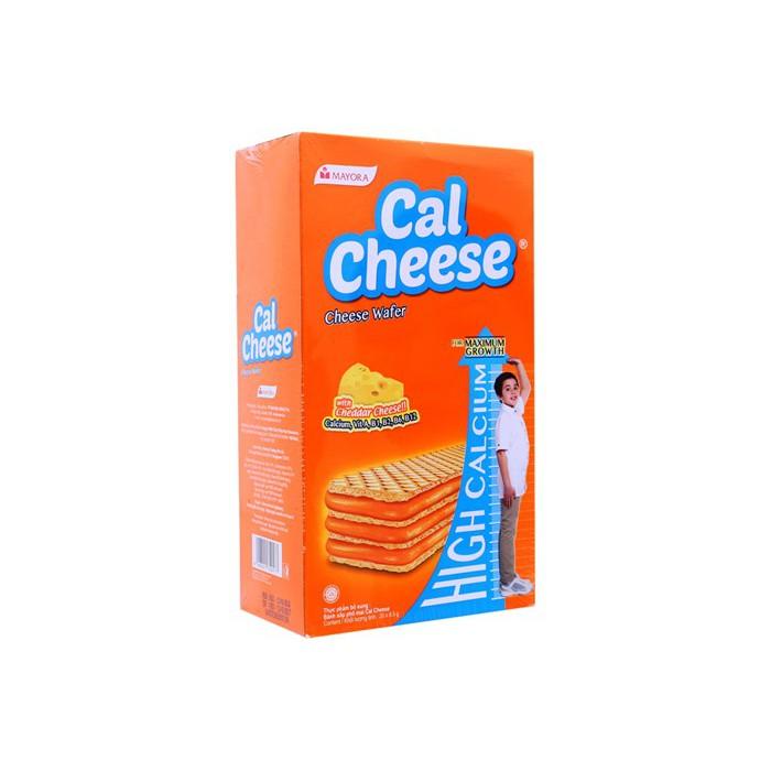 [FREESHIP 99K TOÀN QUỐC Bánh xốp Cal Cheese nhân kem phô mai 170g (20 gói) - 14399771 , 1252920998 , 322_1252920998 , 25000 , FREESHIP-99K-TOAN-QUOC-Banh-xop-Cal-Cheese-nhan-kem-pho-mai-170g-20-goi-322_1252920998 , shopee.vn , [FREESHIP 99K TOÀN QUỐC Bánh xốp Cal Cheese nhân kem phô mai 170g (20 gói)