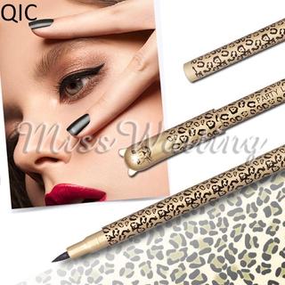 QIC Liquid Eyeliner Eye Liner Pen Eyeliner Pencil Beauty Cosmetic 2g Smooth Makeup Tool Waterproof Pigment