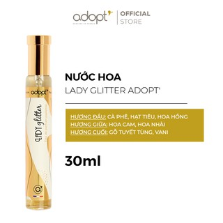 Nước Hoa Lady Glitter Adopt For Women EDP 30ml thumbnail