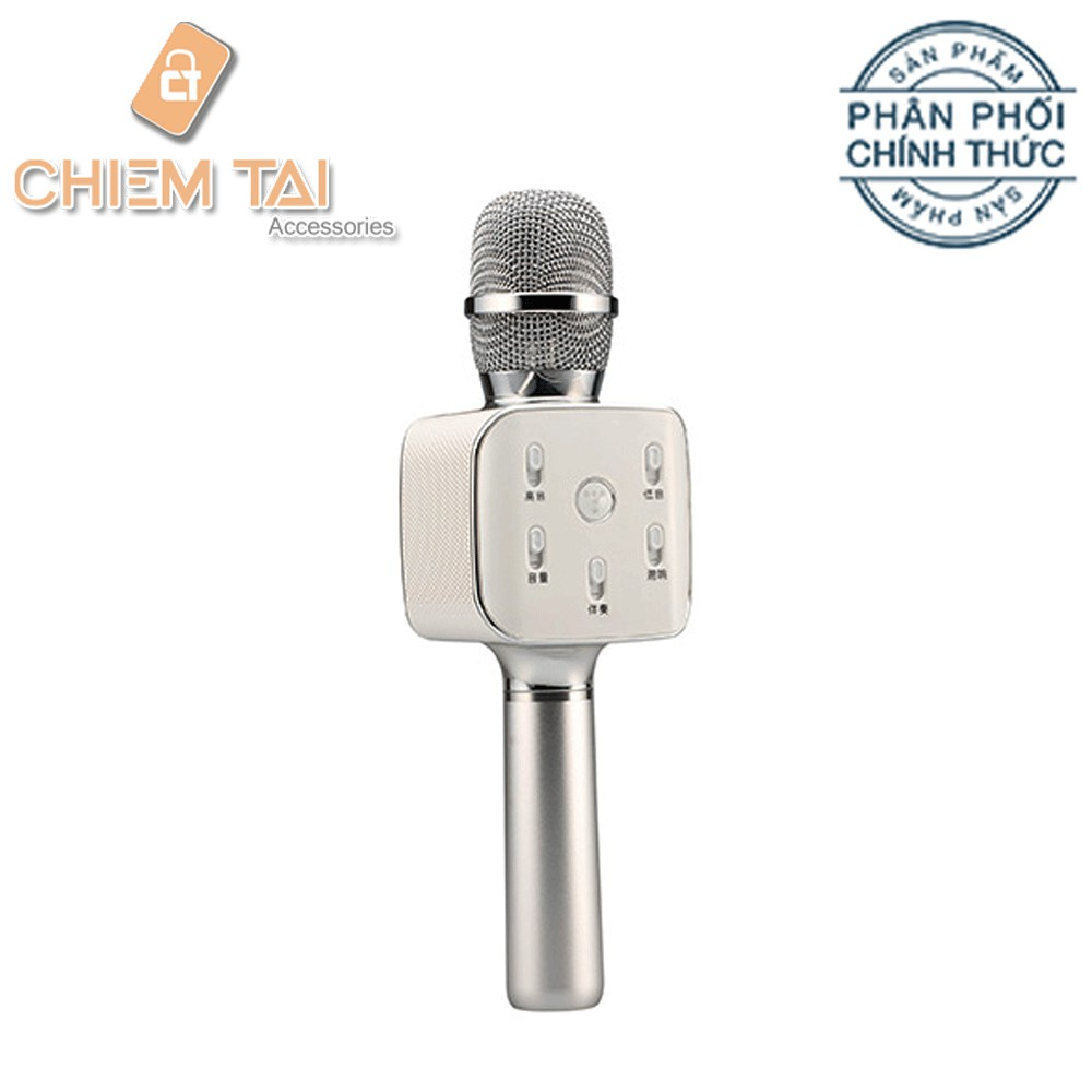 Micro karaoke kèm loa Bluetooth Tosing 02 Duet - Hàng chính hãng