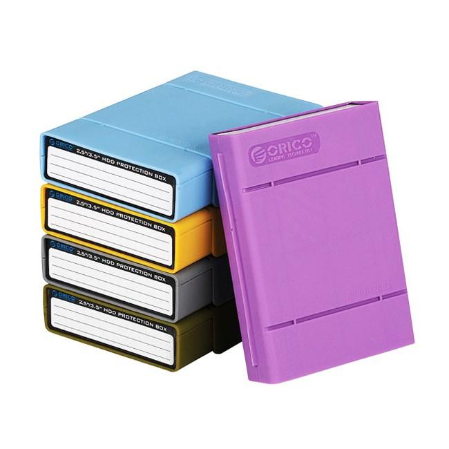 Hộp chống sốc bảo vệ ổ cứng 3.5″ SSD/HDD – Orico PHP35-V1 (Màu ngẫu nhiên) Giá chỉ 56.000₫
