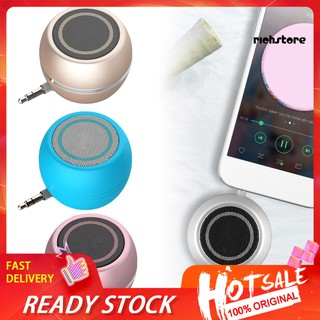 【Ready stock】 A5 3.5mm Mini Music Speaker Loudspeaker Sound Amplifier for Mobile Phone Laptop