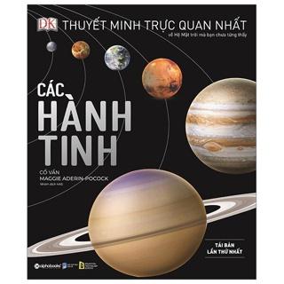 Sách - Các Hành Tinh (Planet) thumbnail