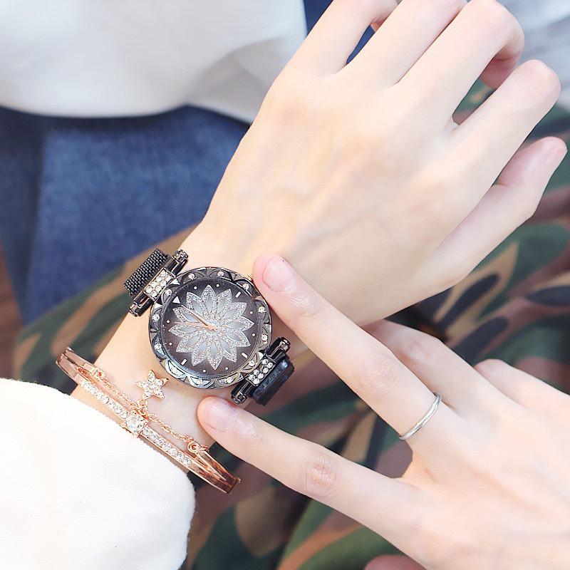 Đồng hồ nữ thời trang thông minh MOTANI sang chảnh cực xinh DH23