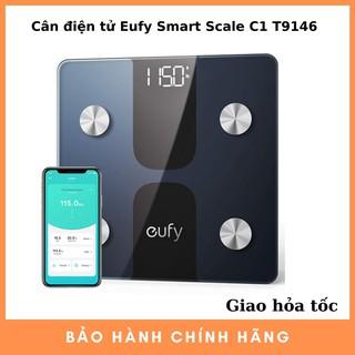 Cân điện tử Eufy Smart Scale C1 T9146 – Hàng chính hãng