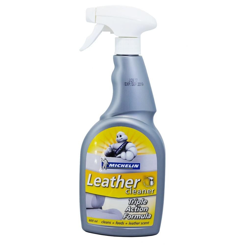 Dung Dịch Vệ Sinh Đồ Da Ba Tác Động Michelin Leather Cleaner 1030