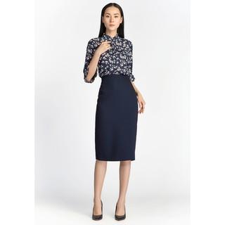 De Leah - Chân Váy Bút Chì Xẻ Sau - Thời trang thiết kế thumbnail