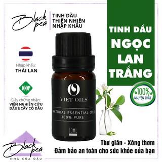 TINH DẦU NGỌC LAN TRẮNG | THÁI LAN 🔰 VIETOILS 🔰 Aromatic White Michelia Essential Oil | 10ml | BPea – Tinh Dầu