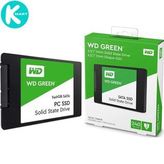 Ổ cứng SSD Western Digital Green 240GB 2.5