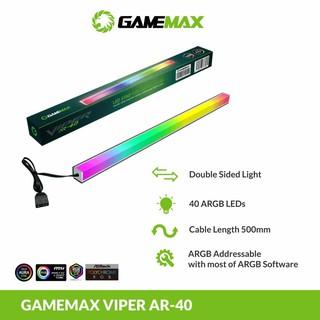 Dải đèn Led Gamemax VIPER AR40 ARGB thumbnail