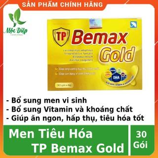 Men tiêu hóa cho bé CHÍNH HÃNG TP Benmax Gold men tiêu hóa cho bé kích thích tiêu hóa giúp bé ăn ngon thumbnail