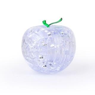 Khối đá lắp ráp hình quả táo 3D DIY đẹp mắt