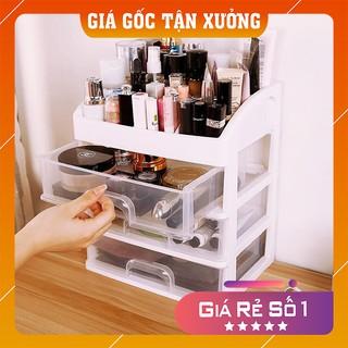 Yêu ThíchKệ tủ đựng mỹ phẩm đồ trang điểm 4 tầng để bàn Tashuan TS-5338 [ẢNH THẬT]