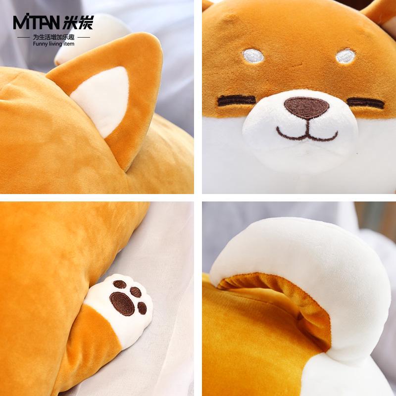 Gấu Bông Chó Shiba Nhật Bản Cực Mềm