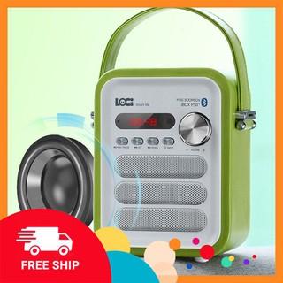[FreeShip – Hàng chính hãng ] Loa Loci Xanh Lá nghe tiếng anh cho bé - Loa nghe mp3/ đài FM Loci P50