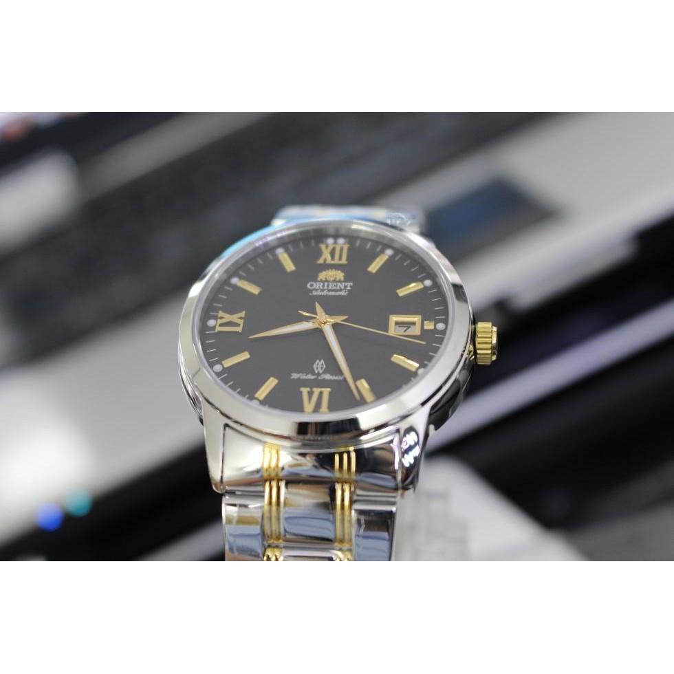 Đồng hồ nam dây kim loại Orient SER1T001B0