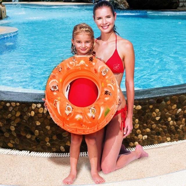 Phao bơi tròn 50cm cho bé