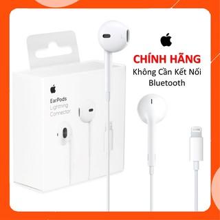 [Chính Hãng] Tai nghe iphone Lightning Chính Hãng Dùng Cho Iphone 7/7plus/8/8plus/X /XSmax bảo hành Chính Hãng