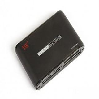 Đầu đọc thẻ nhớ Card Reader SSK-0712 (Hàng chính hãng) thumbnail