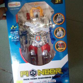Hộp đồ chơi robot MS0903