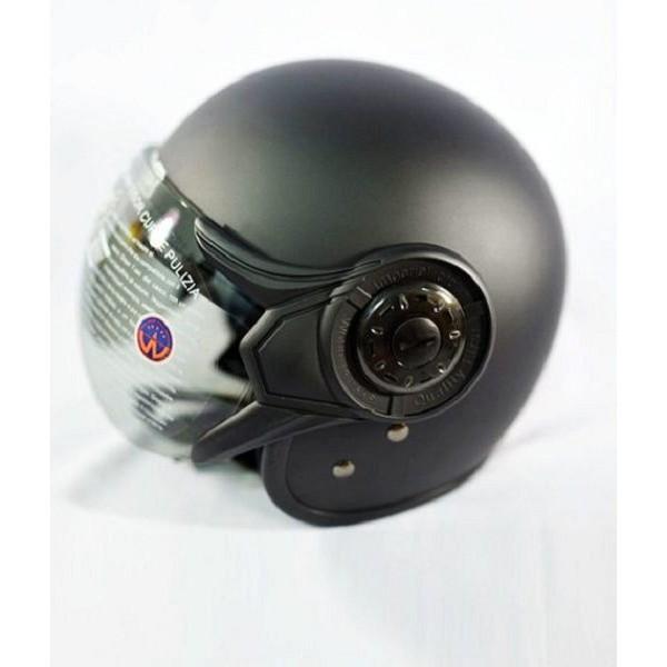 Mũ 3/4 có kính - An toàn, rẻ, chất lượng