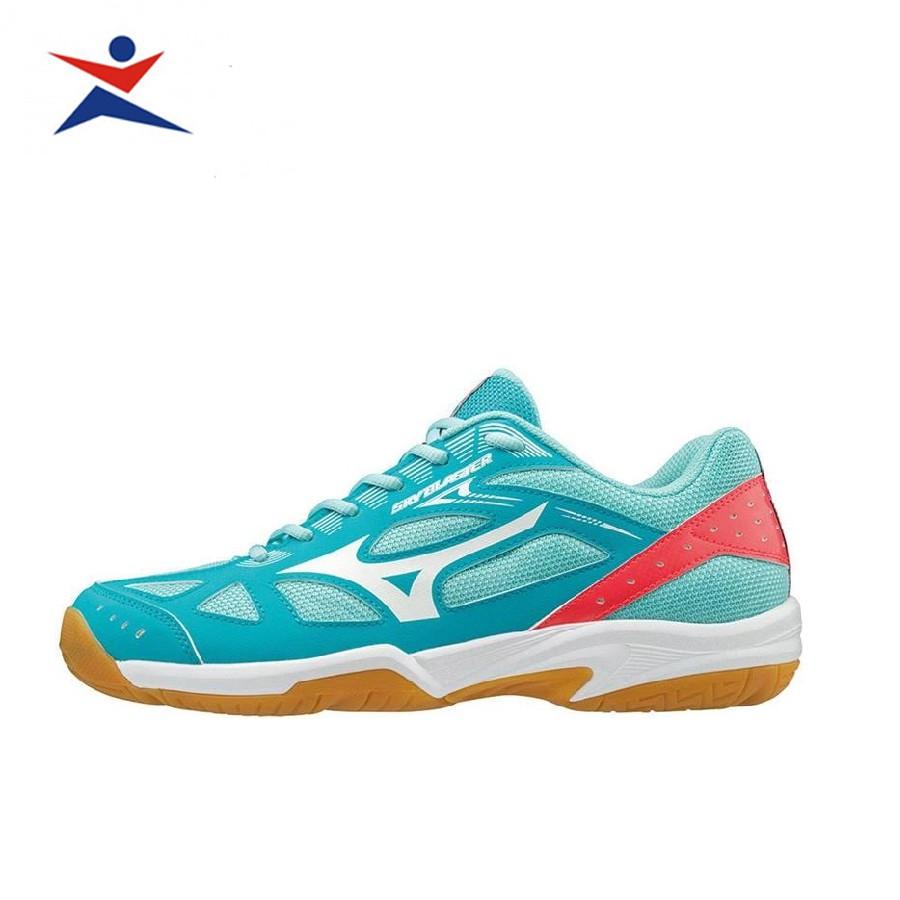 XẢ HÀNG [[ TẾT RẺ VÔ ĐỊCH]] Giày cầu lông Mizuno Sky Blaster 71GA194525 hàng chính hãng dành cho nam màu xanh pastel - 22401972 , 5114254289 , 322_5114254289 , 1337970 , XA-HANG-TET-RE-VO-DICH-Giay-cau-long-Mizuno-Sky-Blaster-71GA194525-hang-chinh-hang-danh-cho-nam-mau-xanh-pastel-322_5114254289 , shopee.vn , XẢ HÀNG [[ TẾT RẺ VÔ ĐỊCH]] Giày cầu lông Mizuno Sky Blast