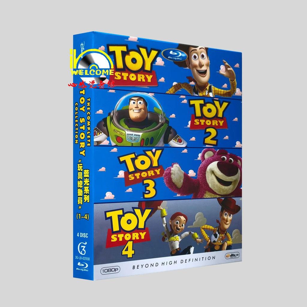 Đồ Chơi Mô Hình Nhân Vật Trong Phim Hoạt Hình Toy Story 4