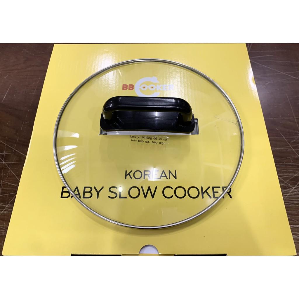 Nắp nồi nấu cháo hầm chậm BBCOOKER 1.5 - 3.5 Lít