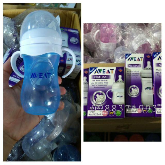 Bình sữa Aveat 260ml cho bé