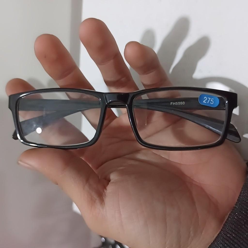 kính lão gọng nhựa dành cho nam và nữ