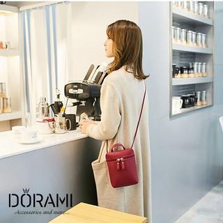 túi đeo nhỏ đựng được điện thoại đi học đi chơi dễ thương style hàn quốc - doramimi thumbnail