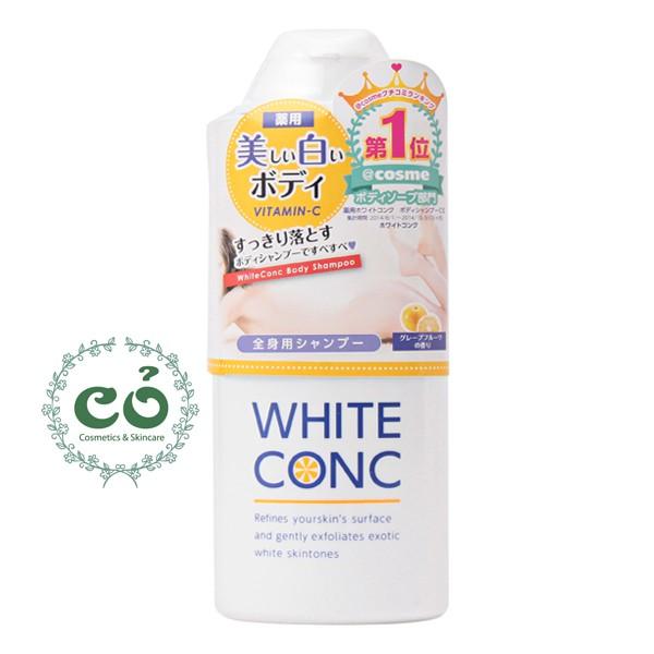 Sữa tắm White Conc Body Shampoo C II