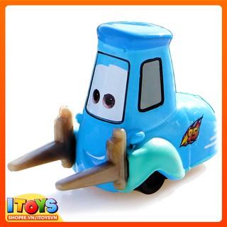 Chino xe nâng, hợp kim, đồ chơi phim hoạt hình mô hình xe tay đua. Xe trong phim MC Queen Cars