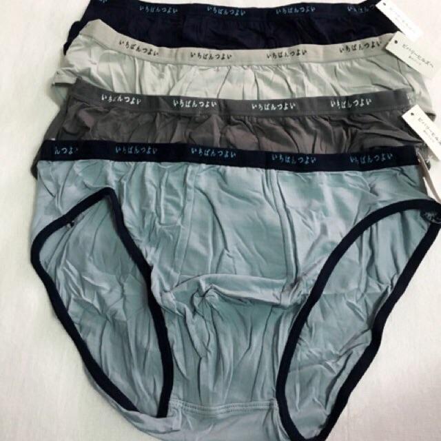 Combo 10 quần lót nam xuất nhật