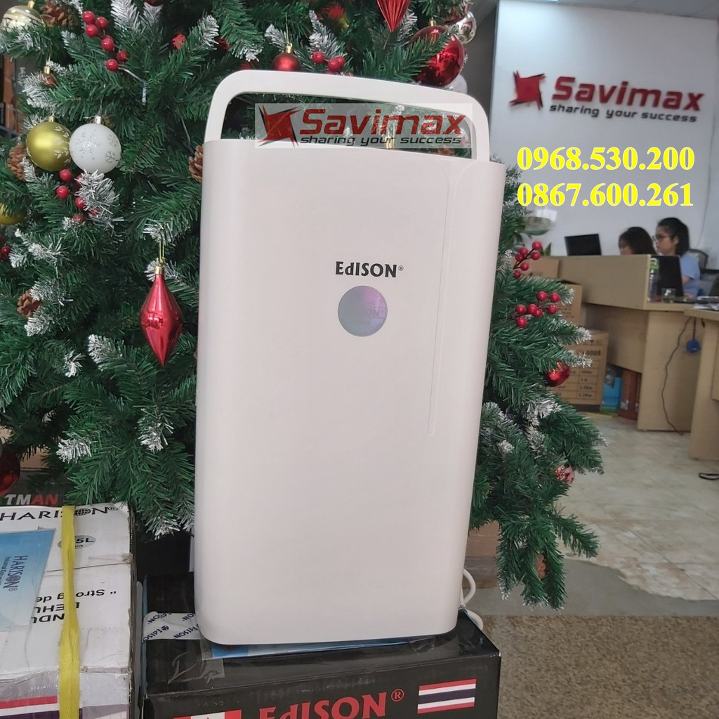 Mua Máy hút ẩm ở đâu giá rẻ chính hãng uy tín và chất lượng  (Edison ED 12BE)-Bảo hành 12 tháng