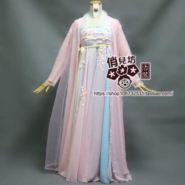 Trang phục cosplay Hoa Thiên Cốt Triệu Lệ Dĩnh trong phim Hoa Thiê