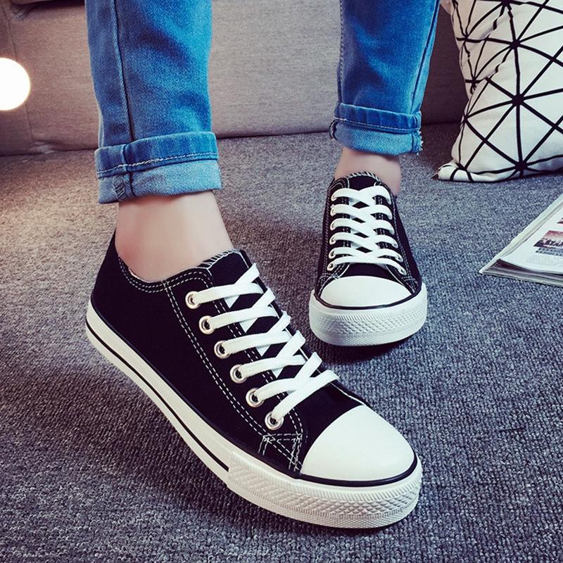 Giày thể thao phong cách Hàn Quốc năng động trẻ trung dành cho cả nam và nữ