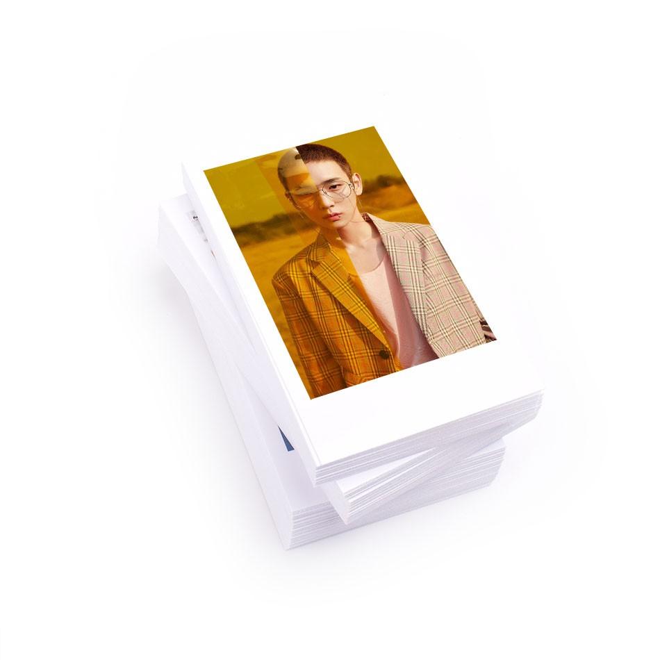 set 100 tấm ảnh in lomo card nhóm nhạc shinee