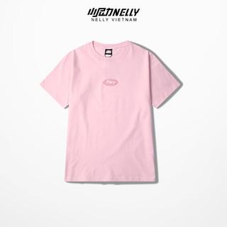 Áo thun tay lỡ NELLY cotton 4 chiều dáng unisex in hình pary mã N0071 thumbnail