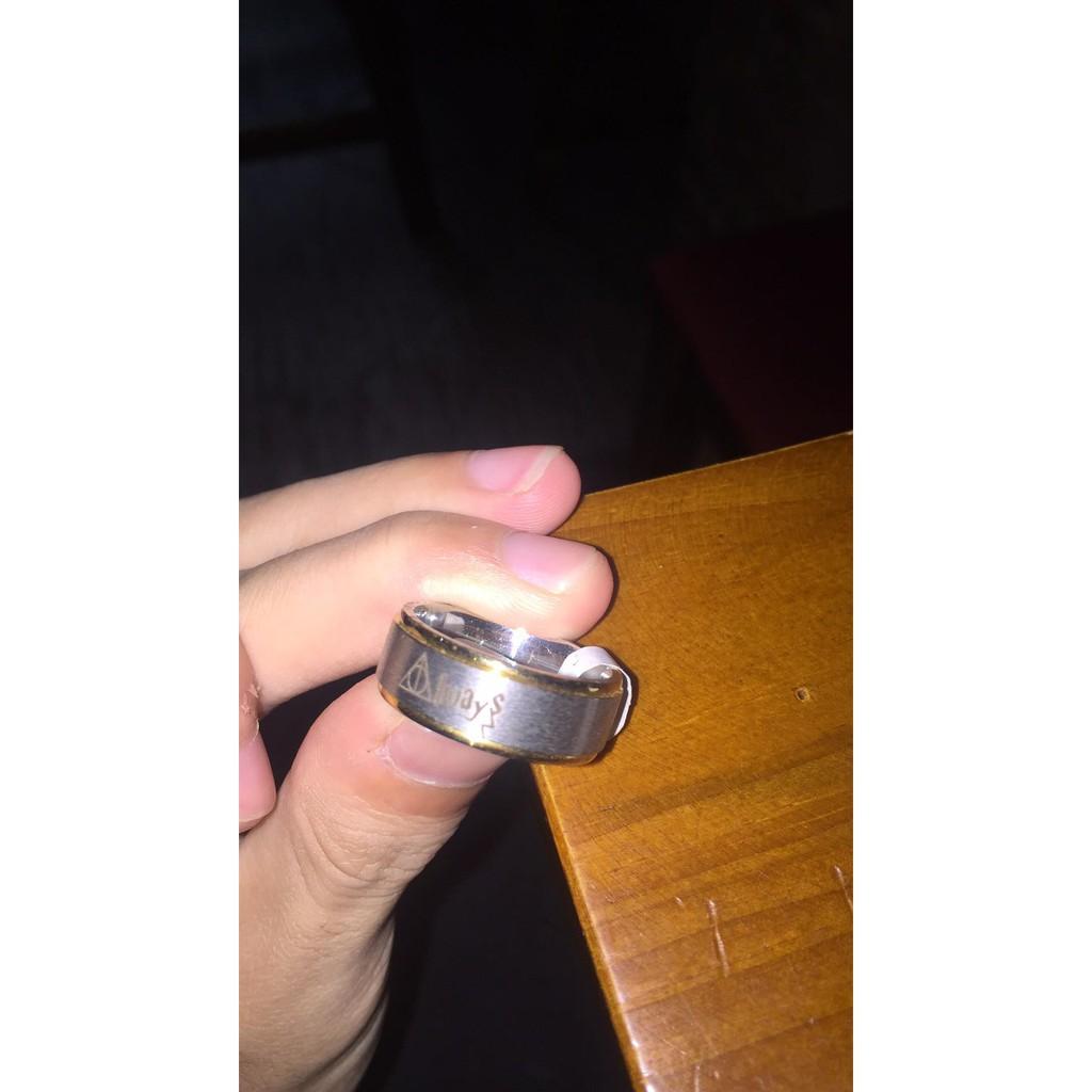 Nhẫn Harry Potter