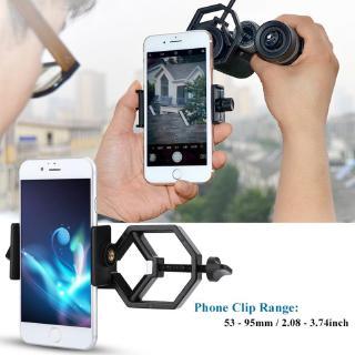 Giá đỡ điện thoại bằng hợp kim nhôm thiết kế dạng kính viễn vọng thumbnail