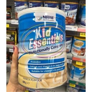 Sữa bột Nestle Kid Essentials cho trẻ 1 đến 10 tuổi [11 2021]
