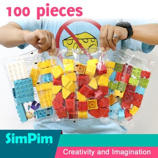 100 miếng ghép cơ bản Lego duplo SIMPIM NLG0069 #NAMLEGO